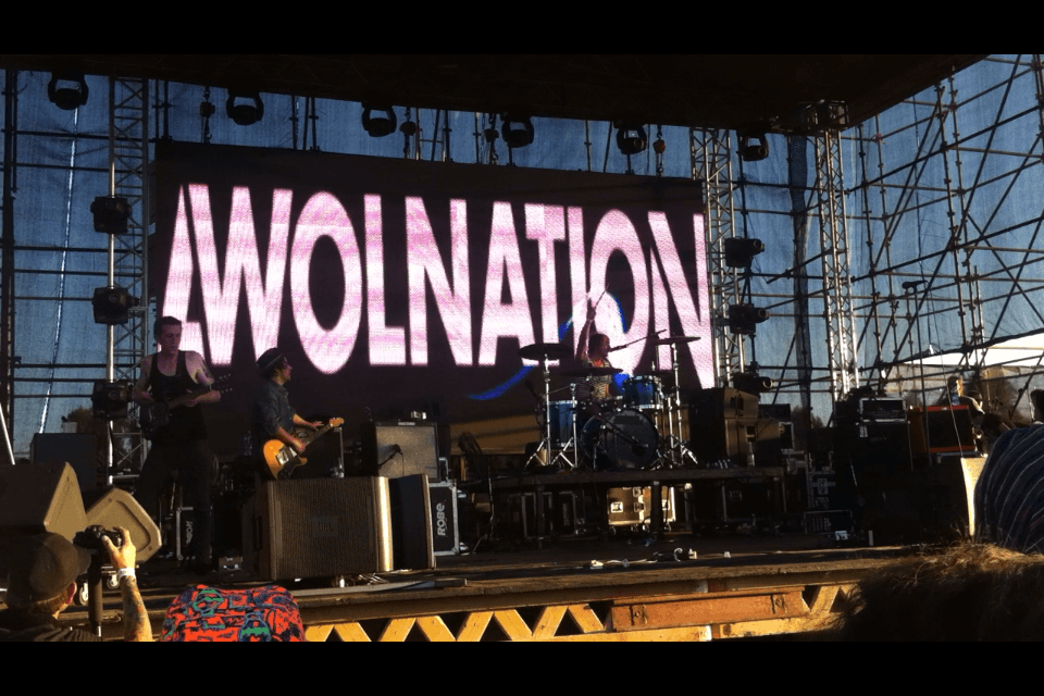 Awol Nation Header