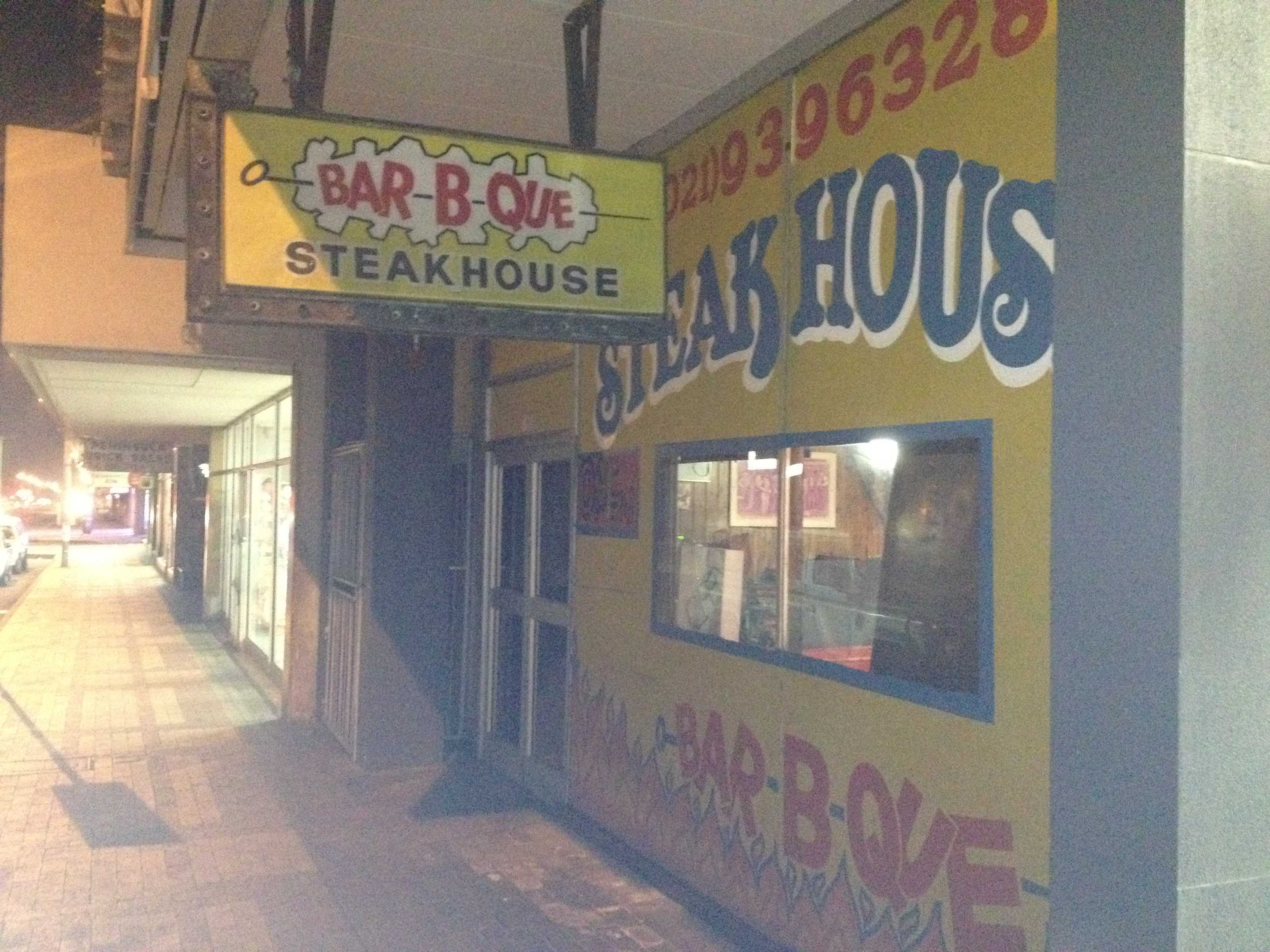 Bar-B-Que Restaurant in Parow
