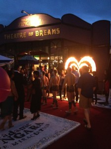Madame Zingara Entrance, Cape Town