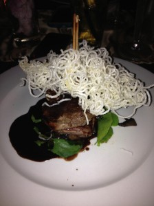 Madame Zingara Chocolate Chilli Steak Fillet