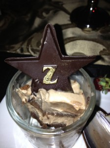 Madame Zingara Chocolate Mousse Logo