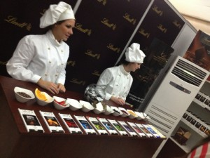 Lindt, Taste of Cape Town 2013