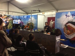 Thai Demonstration, Taste of Cape Town 2013