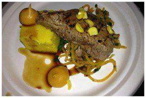 Azure Chalmar Beef Fillet, Taste of Cape Town 2013