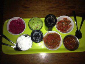 El Burro Condiments