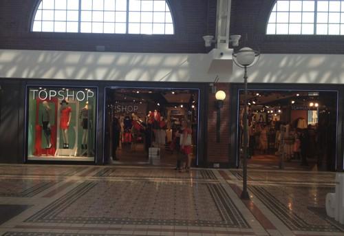 Top Shop Cape Town