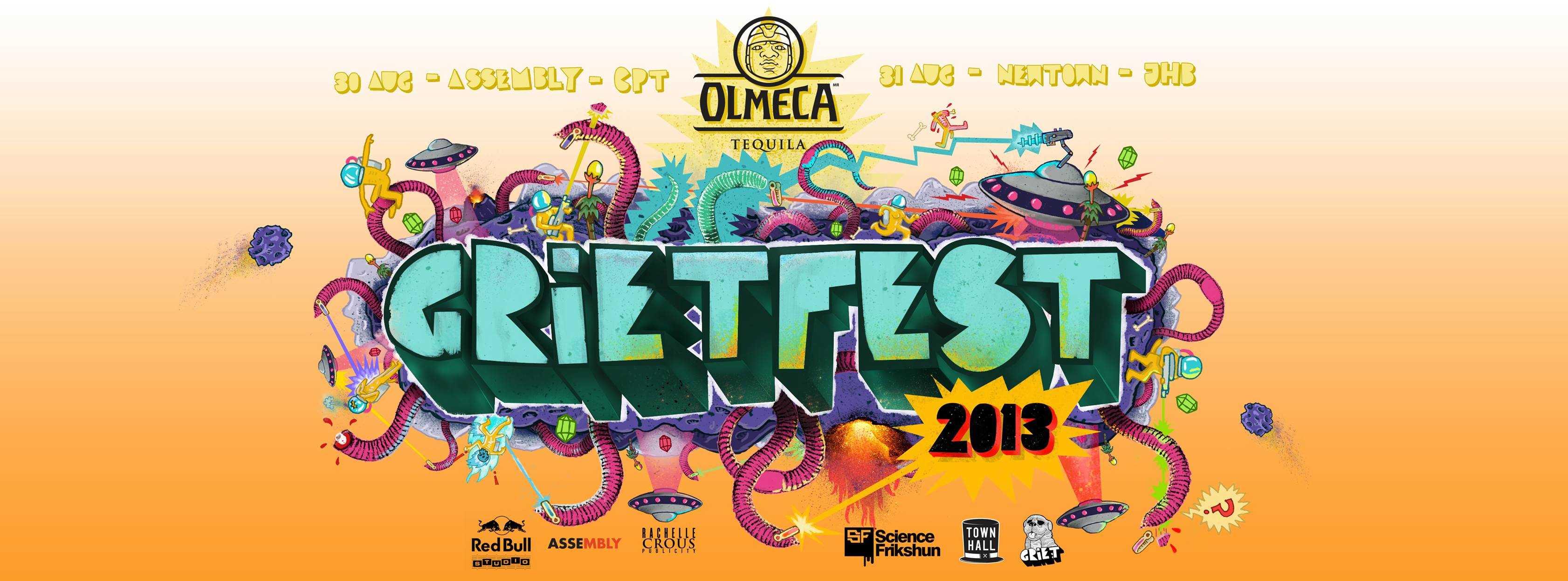 Grietfest Cape Town 2013