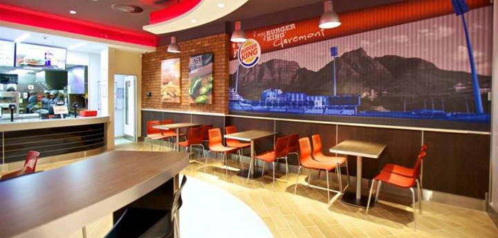 Burger King Cavendish