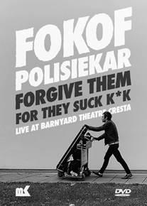 FokOfPolisieKar DVD Cover