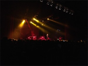 The Deftones, Grand Arena, Cape Town