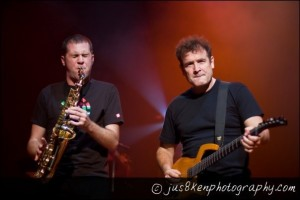 Dan Shout Johnny Clegg