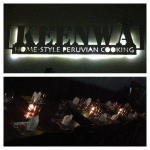 Keenwa Restaurant