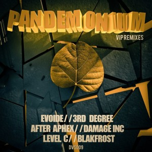 Pandemonium EP Cover