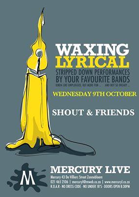 Waxing Lyrical Profile Pic