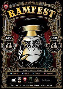 RAMfest 2014 poster