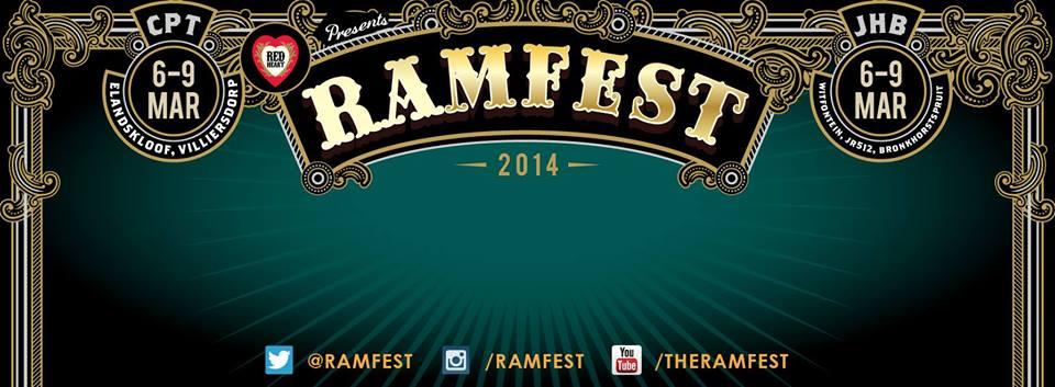 Ramfest 2014 Header