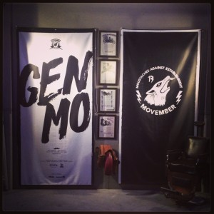 Genmo presents Movember