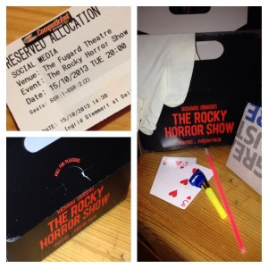 Rocky Horror Participation Box