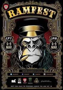 Ramfest 2014 Logo