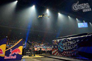 Nitros Circus Stunts