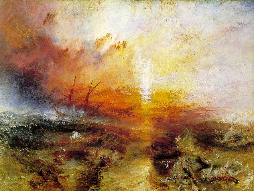 Slave Ship by Turner