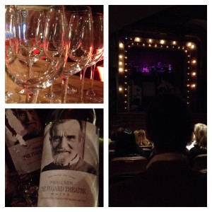 Fugard Theatre Wine