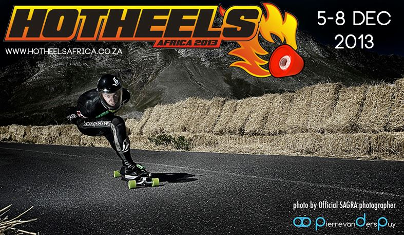 Hot Heels Africa 2013 Header