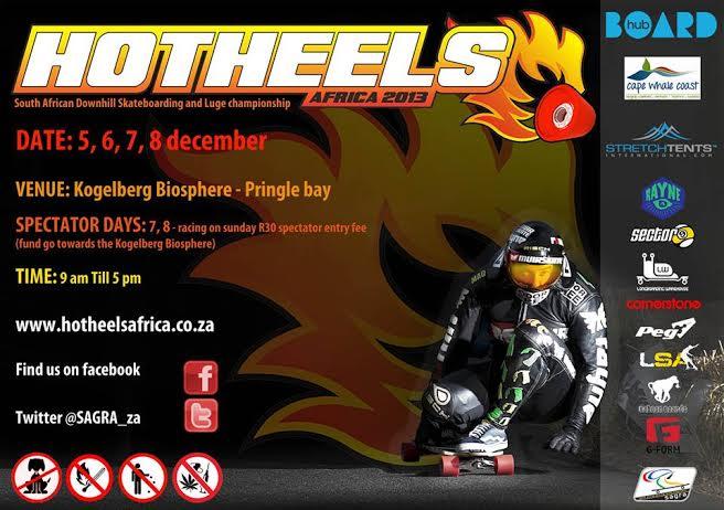 Hot Heels Africa 2013 Poster