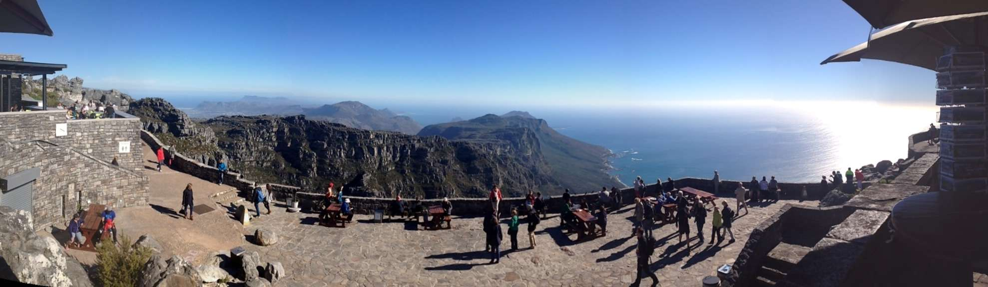 Table Mountain Header