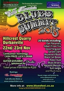 Table Mountain Blues Summit Line UP
