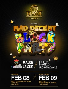 Mad Decent Block Party 2014