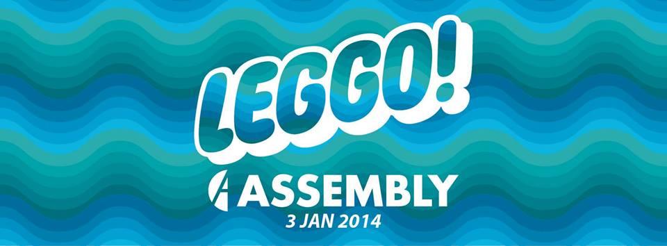 Graphic Water and Leggo Logo