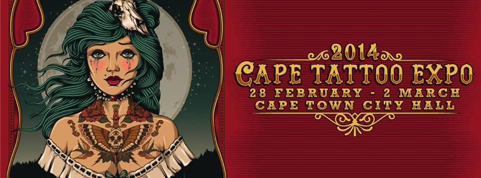 Cape Tattoo Expo 2014