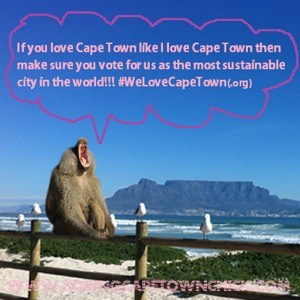 BCTCBlog loves Cape Town