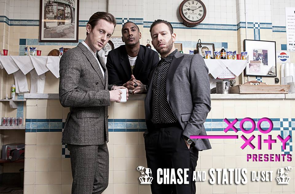 Chase and Status DJ Set