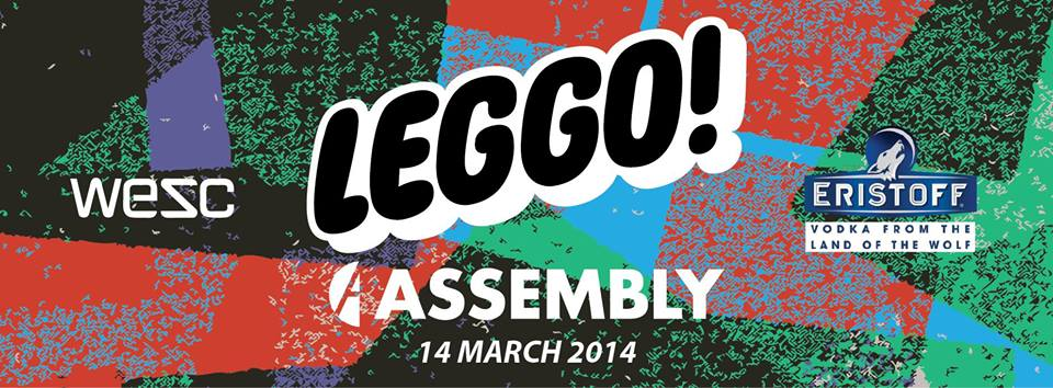 Leggo 14th March 2014 Header