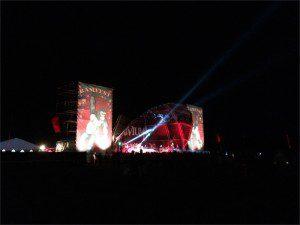 Ramfest 2014  Main Stage