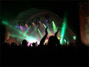 Ramfest 2014 Trivium Fans