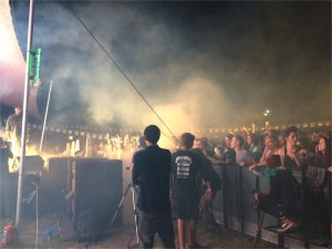 Ramfest 2014 Electronic Stage3