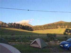Ramfest 2014 Camping