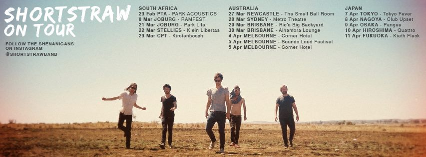 Short Straw Australian Tour Dates