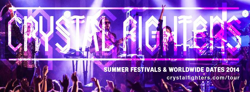 Crystal Fighters Header