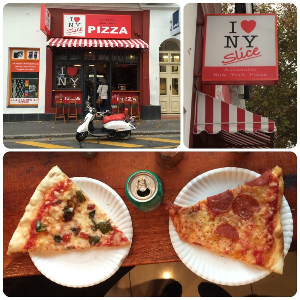 I Heart NY Pizza