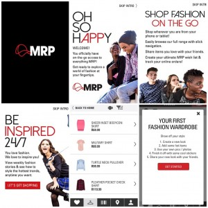 Mr Price App Preview