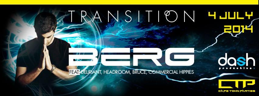 Berg Dragon Room 4th July 2014