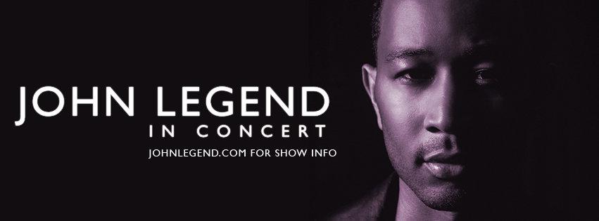 John Legend on Tour