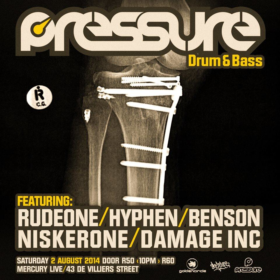 Pressure Drum n Bass August 2014 Instagram