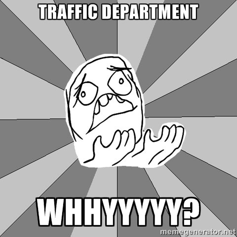 Traffic Department