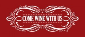 Come Wine With Me Logo