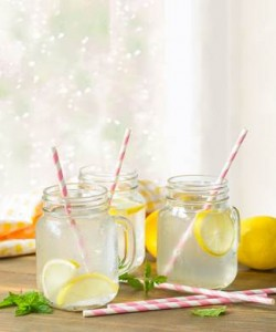 Jars of Lemonade